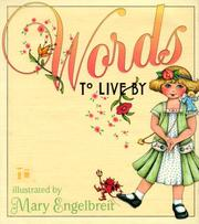 Cover of: Words to live by | illustrated by Mary Engelbreit.