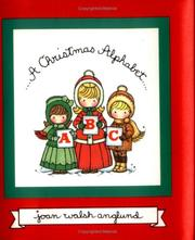 Cover of: A Christmas alphabet