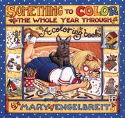 Cover of: Something To Color The Whole Year Through-Engelbre