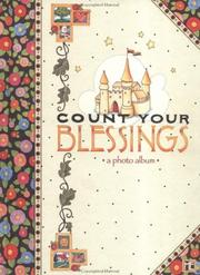 Cover of: Count Your Blessings: Photo Album