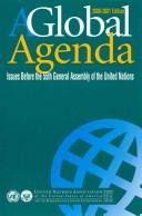 Cover of: A Global Agenda