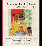 Cover of: Meow Te Ching