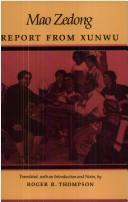 Cover of: Report from Xunwu