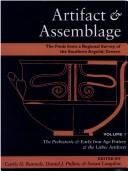 Cover of: Artifact and assemblage |