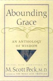 Cover of: Abounding grace |