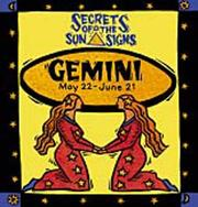 Cover of: Gemini Monterey