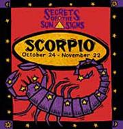 Cover of: Scorpio Monterey