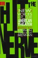 Cover of: New voices of the American theater |