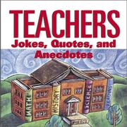 Cover of: Teachers Jokes Quotes And Anecdotes | Stark Books