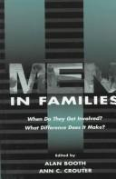 Cover of: Men in Families |