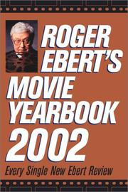 Cover of: Roger Ebert'S Movie Yearbook 2002