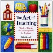 Cover of: The Art Of Teaching |