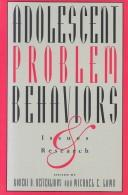 Cover of: Adolescent problem behaviors