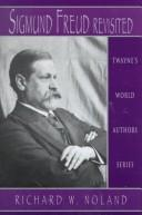 Cover of: World Authors Series - Sigmund Freud Revisited
