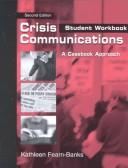 Cover of: Crisis Communications