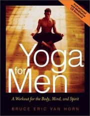 Cover of: Yoga For Men Workout For Body Mind Spirit