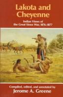 Cover of: Lakota and Cheyenne