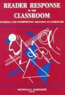 Cover of: Reader response in the classroom