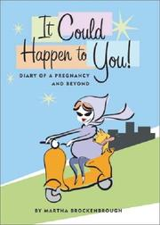 Cover of: It Could Happen To You