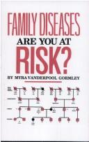 Cover of: Family diseases