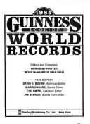 Cover of: Guinness Book of World Records 1985