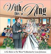 Cover of: With this ring: a For better or for worse collection