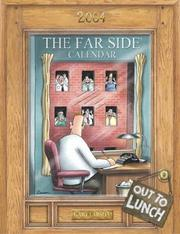 Cover of: The Far Side Out To Lunch 2004 Desk Calendar