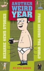 Cover of: Another Weird Year by Huw Davies