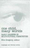 Cover of: One child, many worlds |