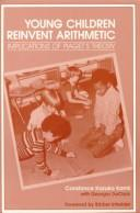 Cover of: Young children reinvent arithmetic