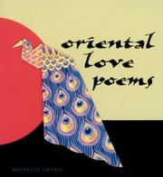 Cover of: Oriental Love Poems
