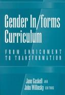 Cover of: Gender In/Forms Curriculum |