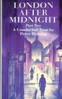 Cover of: London After Midnight