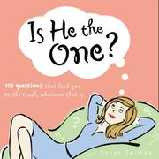 Cover of: Is he the one?