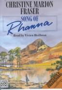 Cover of: Song of Rhanna