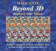 Cover of: Magic Eye beyond 3D | Marc Grossman