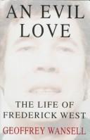 Cover of: An Evil Love