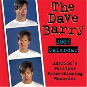 Cover of: The Dave Barry 2006 Day-to-Day Calendar