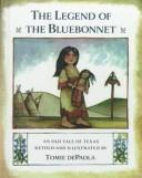Cover of: The Legend of the Bluebonnet | Jean Little