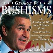 Cover of: Bushisms