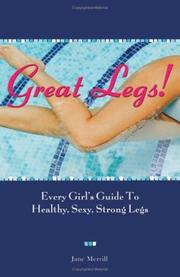Cover of: Great legs! | Jane Merrill
