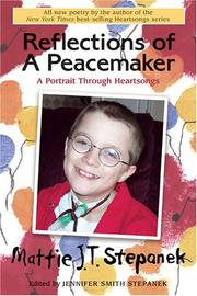 Cover of: Reflections of a Peacemaker
