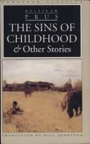 Cover of: The Sins of Childhood and Other Stories (European Classics) | Boleslav Prus