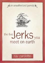 Cover of: The Five Jerks You Meet on Earth