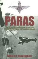 Cover of: Paras | William Buckingham