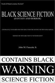 Cover of: Black Science Fiction