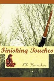Cover of: Finishing Touches