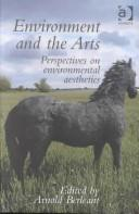 Cover of: Environment and the Arts