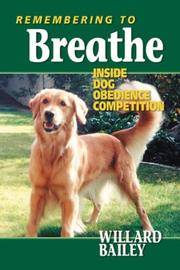 Cover of: Remembering to Breathe