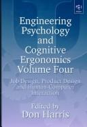 Cover of: Engineering Psychology and Cognitive Ergonomics | England) International Conference on Engineering Psychology and Cognitive Ergonomics (1st : 1996 : Stratford-upon-Avon